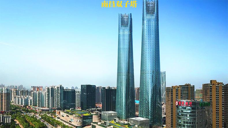 南昌路政工程项目-南昌最高塔双子塔替换工程喷泉灯800套